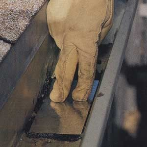 Repairing Damaged Gutters Gutters Roof Repair Repair