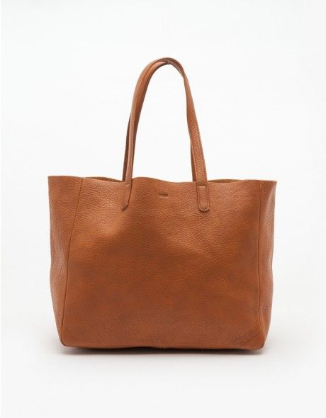c7646e0f2e71 Oversize Tote in Caramel by Baggu    Need Supply Co     240.00