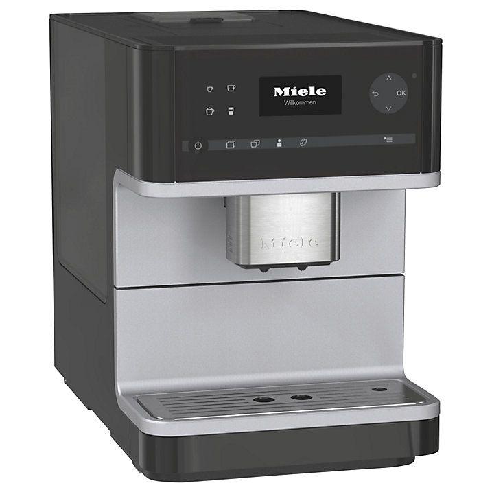 Miele Cm6110 Bean To Cup Automatic Coffee Machine Black