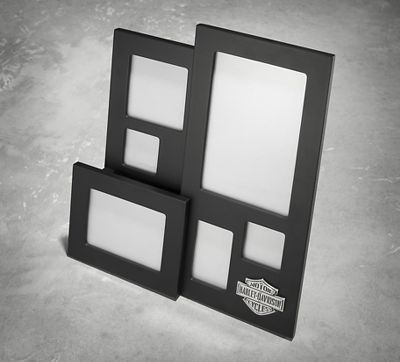 collage photo frame harley davidson