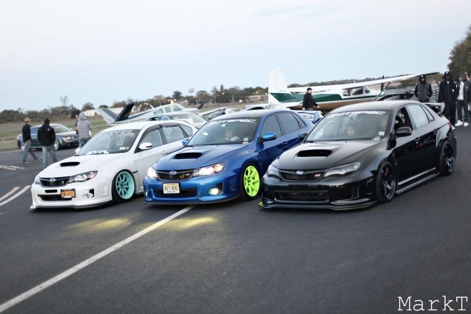 subaru love #2011 STi #2012 #hatch #stance #clean figment | Subaru ...