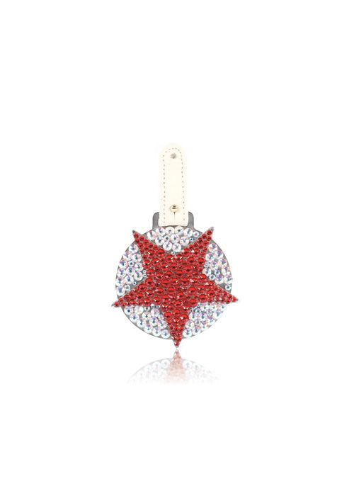 M I S S T I G E R - CRYSTAL PATCH used by swarovski crystal  designed by will