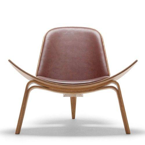 Wagner Design carl hansen shell chair | h4 | pinterest | modern