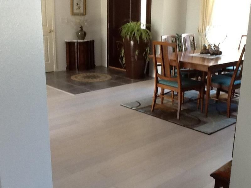 Pearl City Bamboo Whitewashed For A Modern Light Look Lumber Liquidators Flooring Bamboo Flooring Flooring