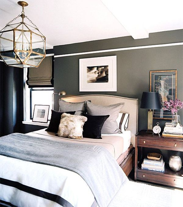 Masculine Bedroom Interior Design Ideas  Bedroom Design