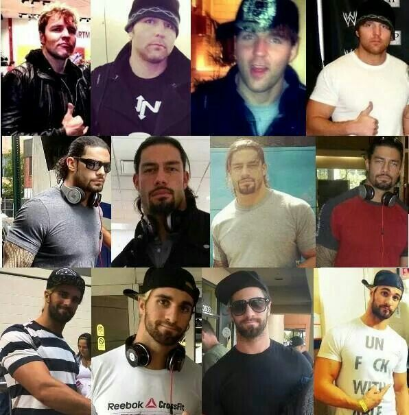 I found this on Facebook! | The Shield | The shield wwe, Wwe