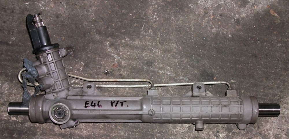 BMW 3 Series e46 Compact PURPLE TAG Quick Power Steering