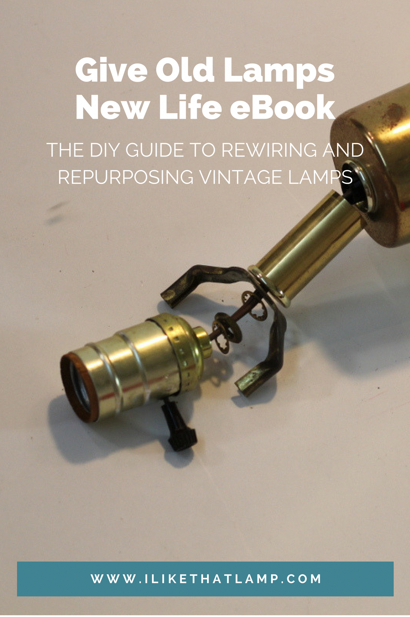 Incredible How To Rewire Old Lamps And Repurpose Vintage Lamps Full Diy Guide Wiring Digital Resources Operpmognl