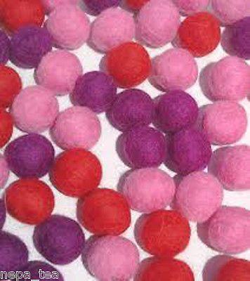 Holiday 160716: Pom Pom Handmande Nursery Felt Beads Balls100% Woolen 2Cm Craft Supplies Ball -> BUY IT NOW ONLY: $75 on eBay!
