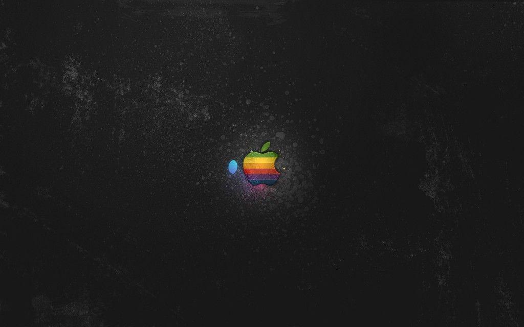 Кольорові логотипи Apple Шпалери Для мобiльного телефону