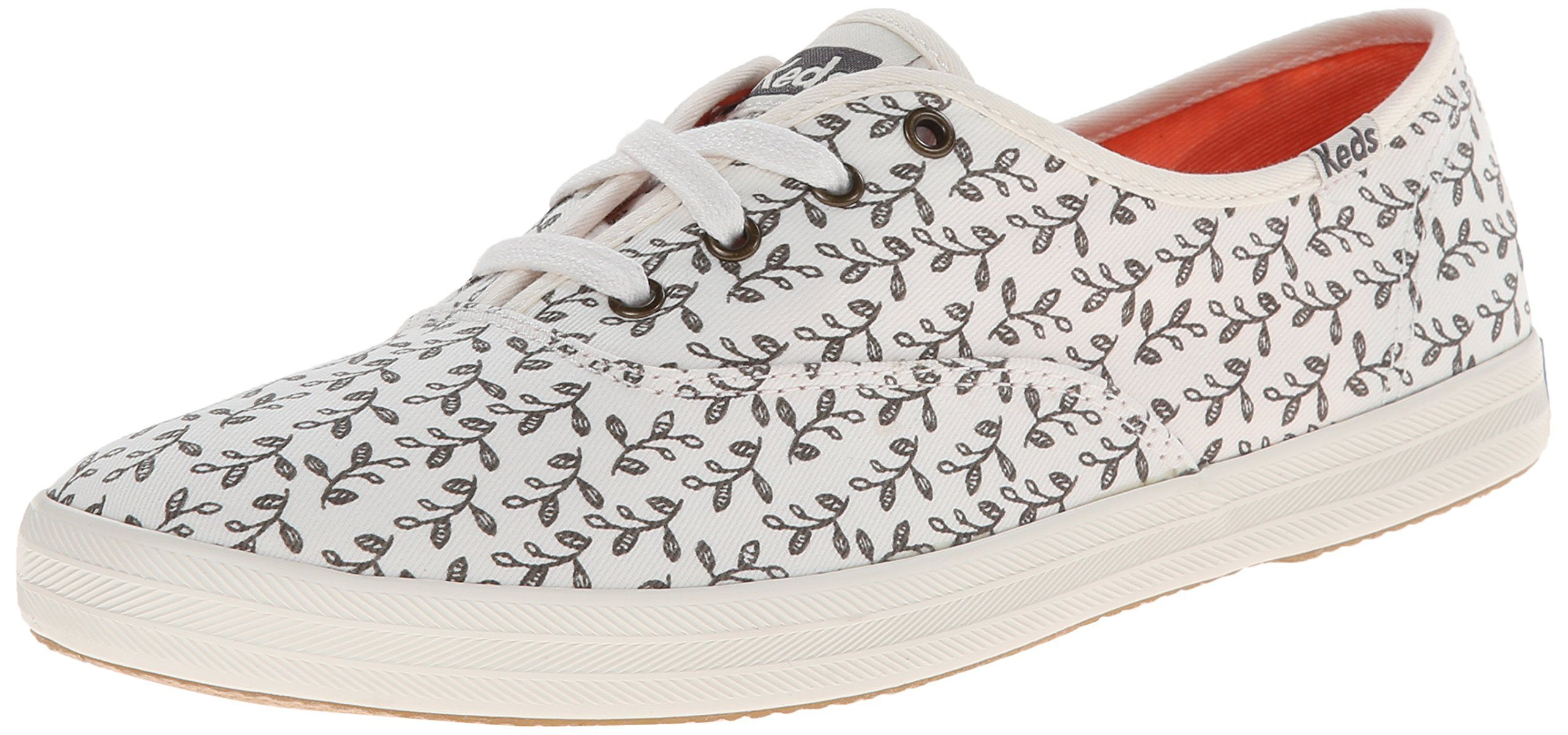 d4fd7e769c179 Amazon.com: Keds Women's Champion Botanical Leaves Fashion Sneaker ...