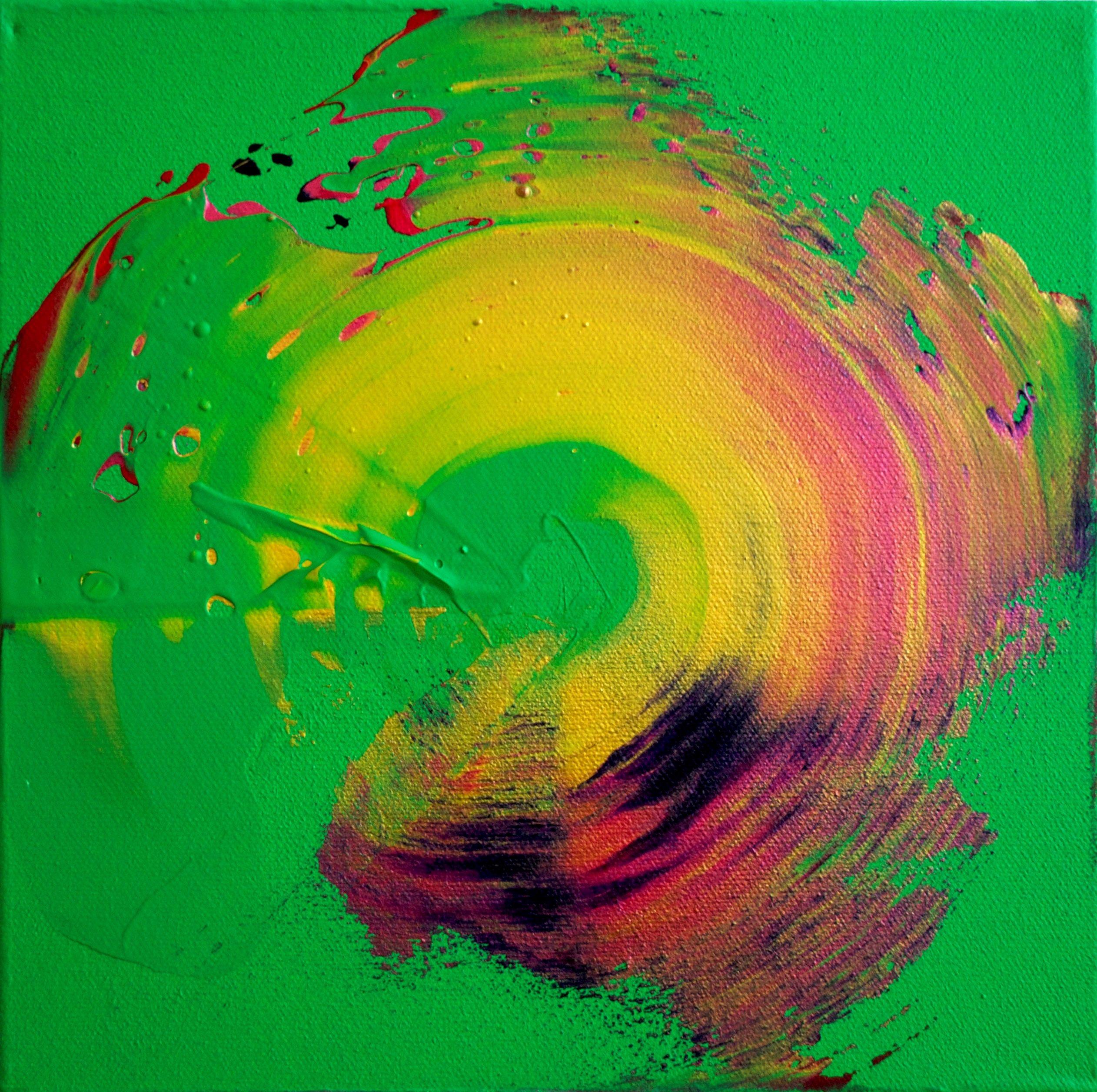 Isabelle Beaubien, Visual Artist 'Movement 117' www