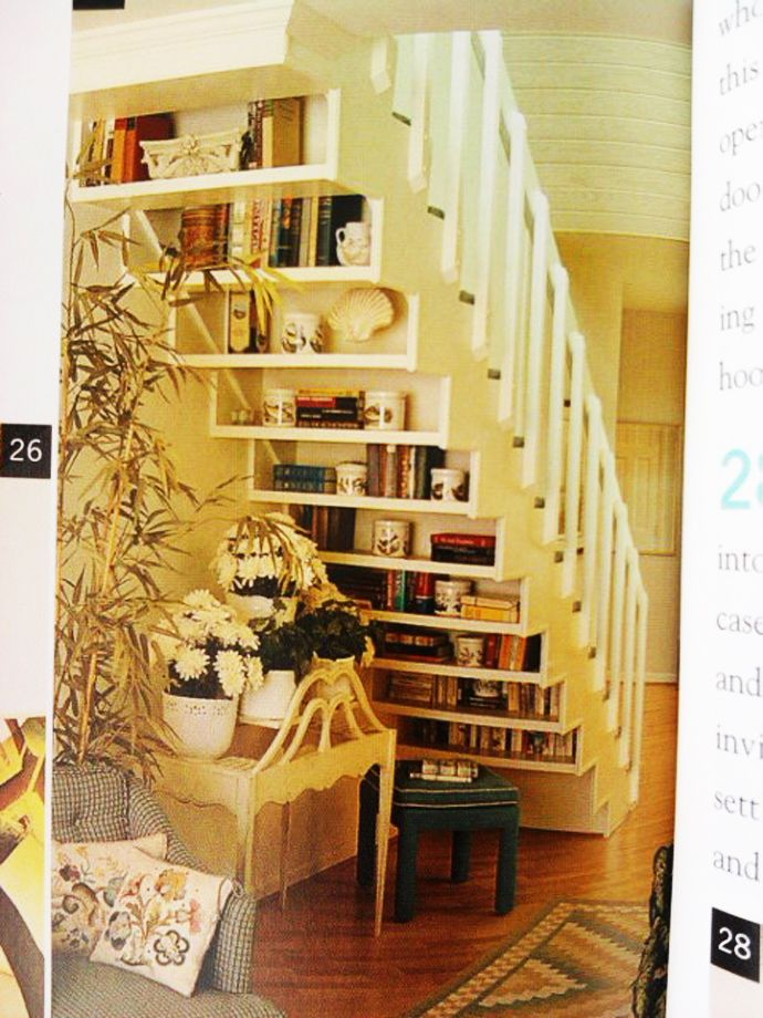 Clever Storage Ideas For Small Homes Part - 20: Over 30 Clever Under-Staircase Storage Space Ideas And Solutions
