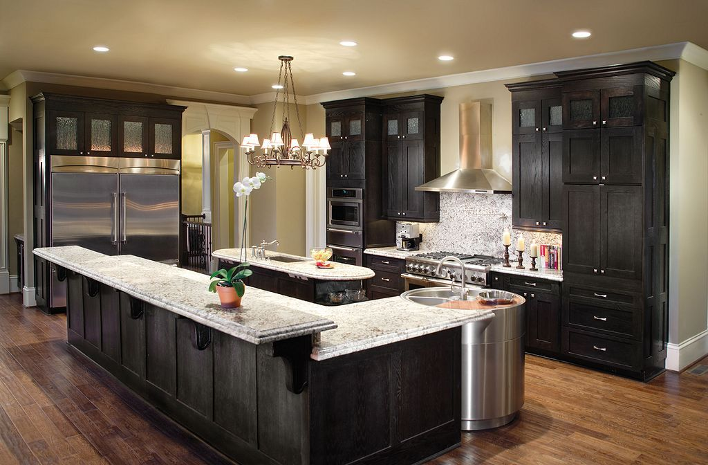 Great 70 Awesome Custom Kitchen Designs Ideas Https Homegardenmagz