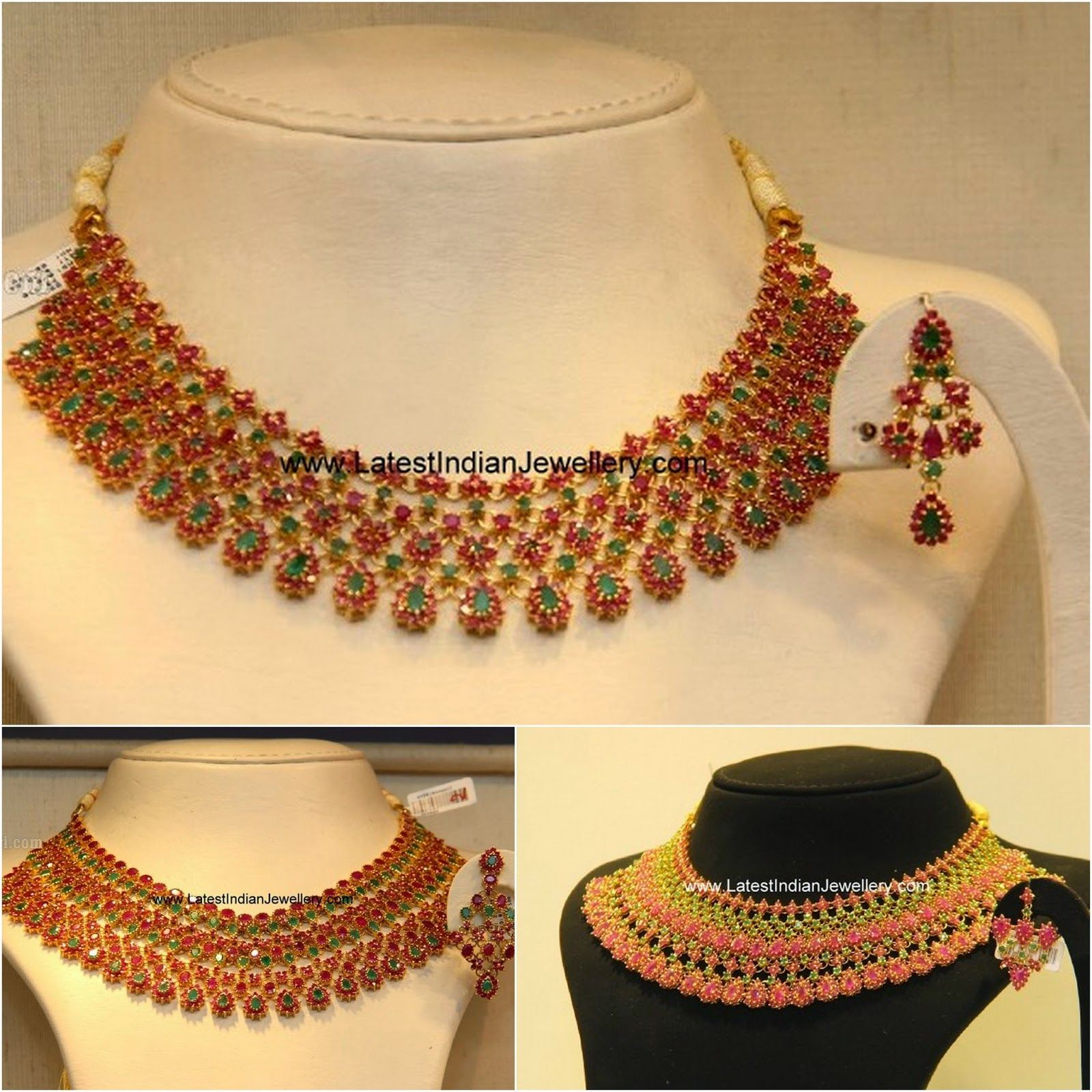 ruby-emerald-necklace-designs.jpg (1600×1600) | juelerie :P ...
