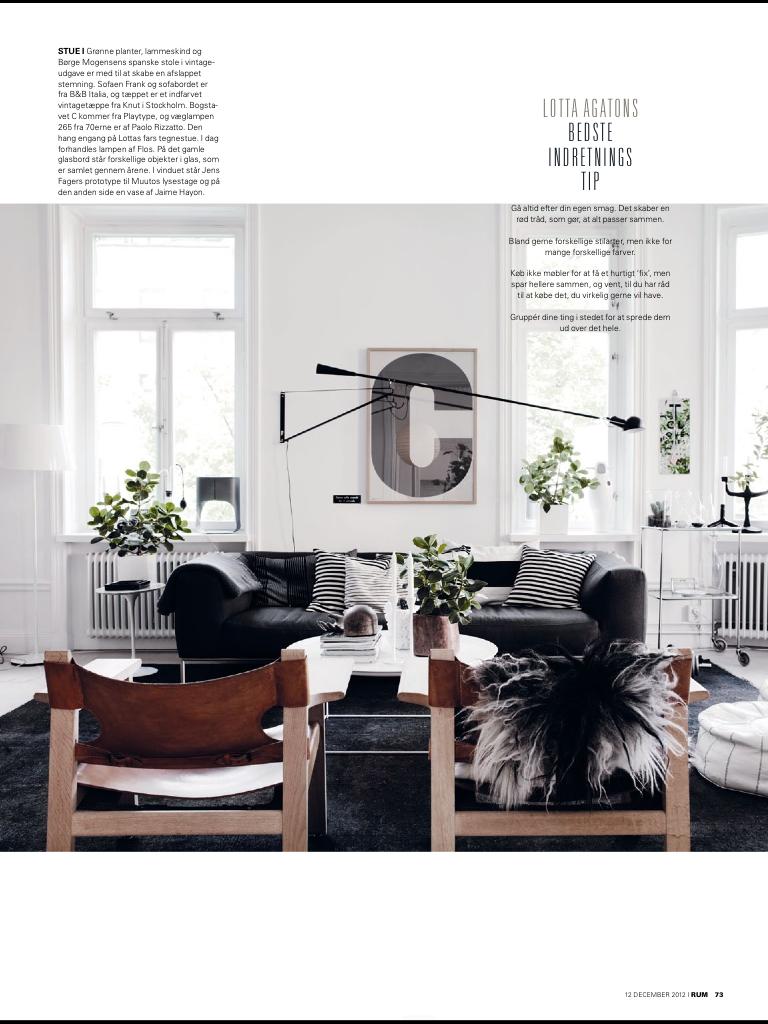 Rum magazine House Pinterest Rum Interiors and Living rooms