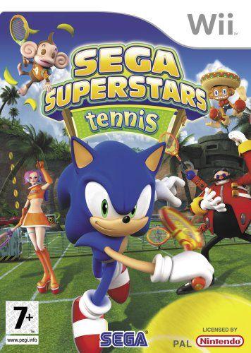 Sega Superstars Tennis Wii Sega Https Www Amazon Co Uk Dp B000zn4c74 Ref Cm Sw R Pi Dp X 1cyezb5ccqpg0 Sega Xbox Sega Video Games