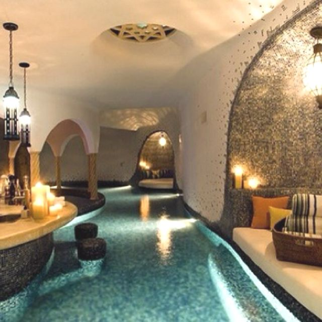the coolest basement ever! i want this soo bad! other part that