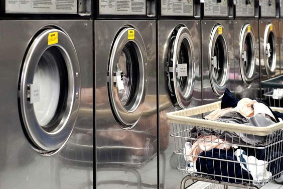 5 Surprisingly Easy Laundry Hacks That Actually Work Coin Laundry Laundry Equipment Laundromat