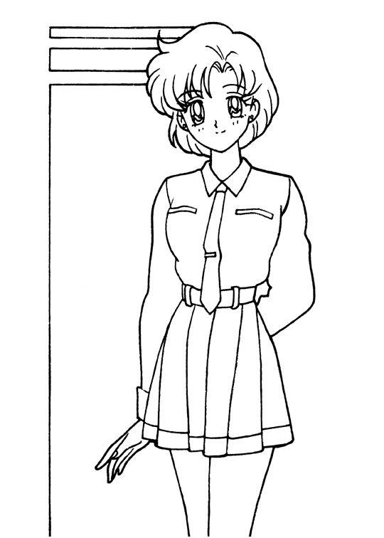 Pin de Patricia Iannone en Manga - Sailor Moon   Pinterest   Dibujos ...
