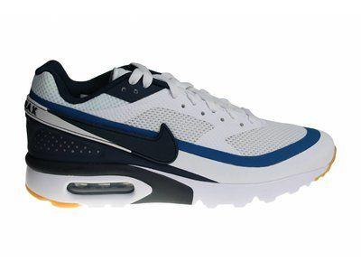 d276d22c81e Nike Air Max Classic BW Ultra (Wit/Blauw) 819475 100 Heren Sportschoenen