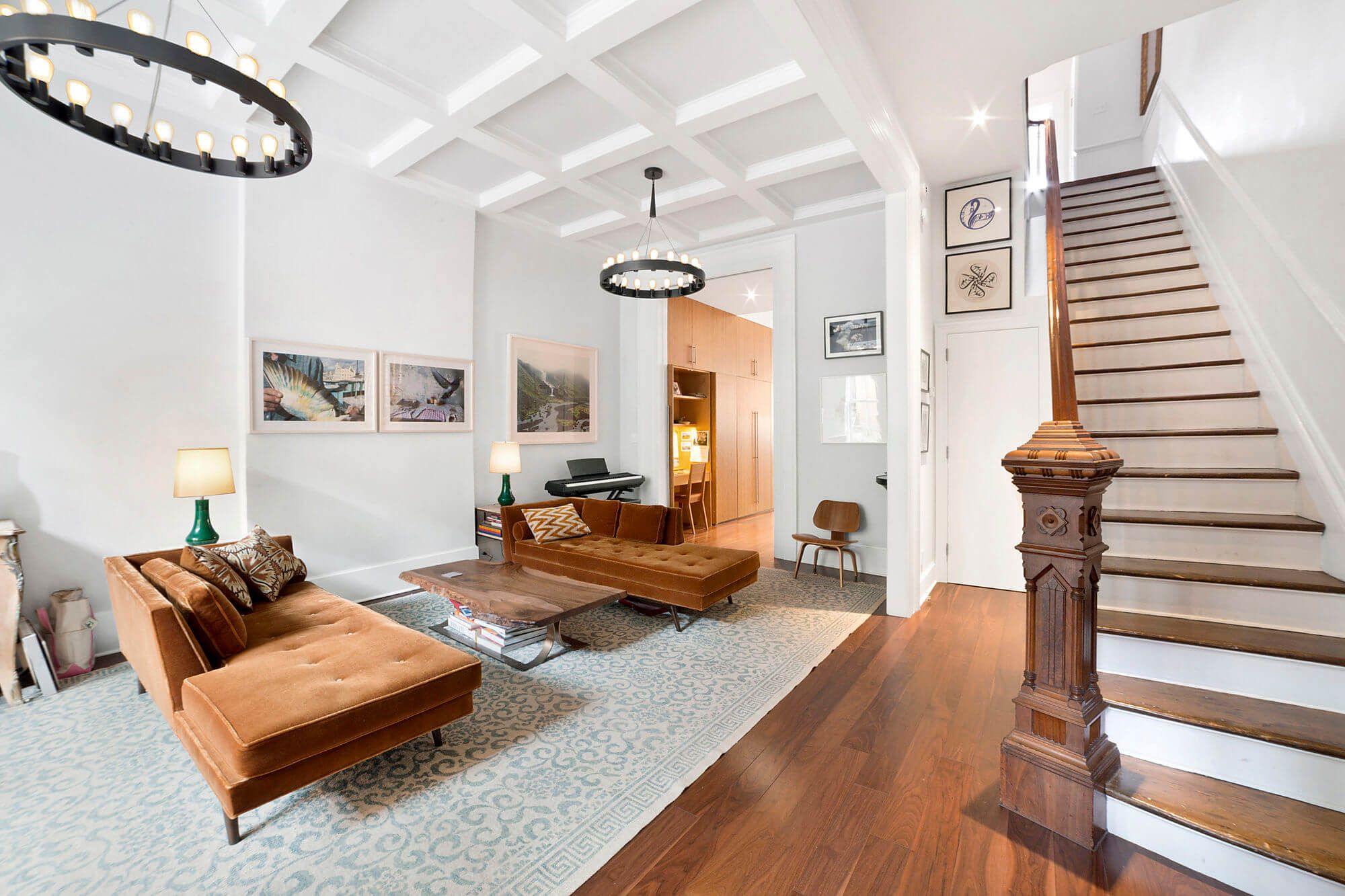 Brooklyn homes for sale: This four-story brownstone, at ...