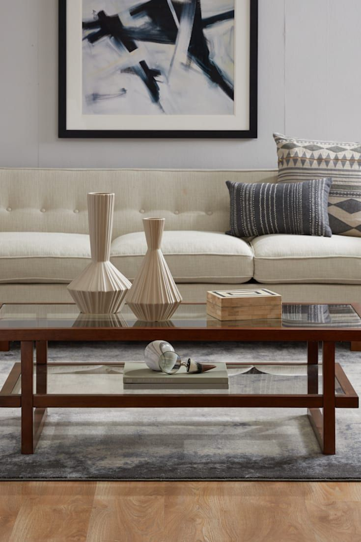 10++ Two tier coffee table decor inspirations