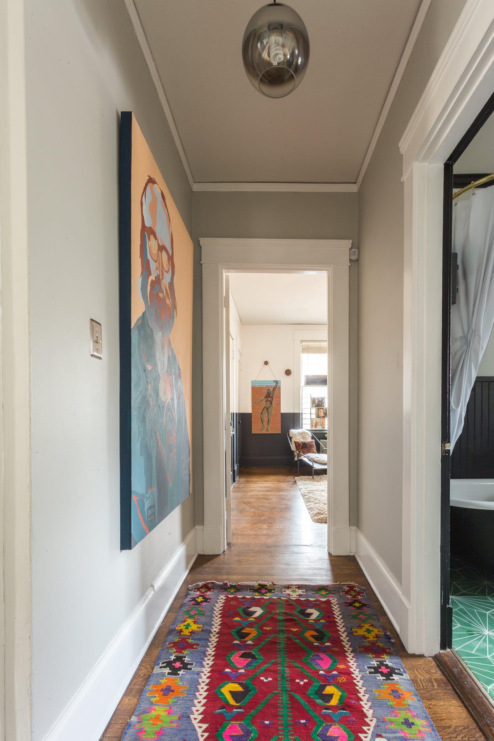 tour a colorful warm modern memphis bungalow decor pinterest rh pinterest co uk