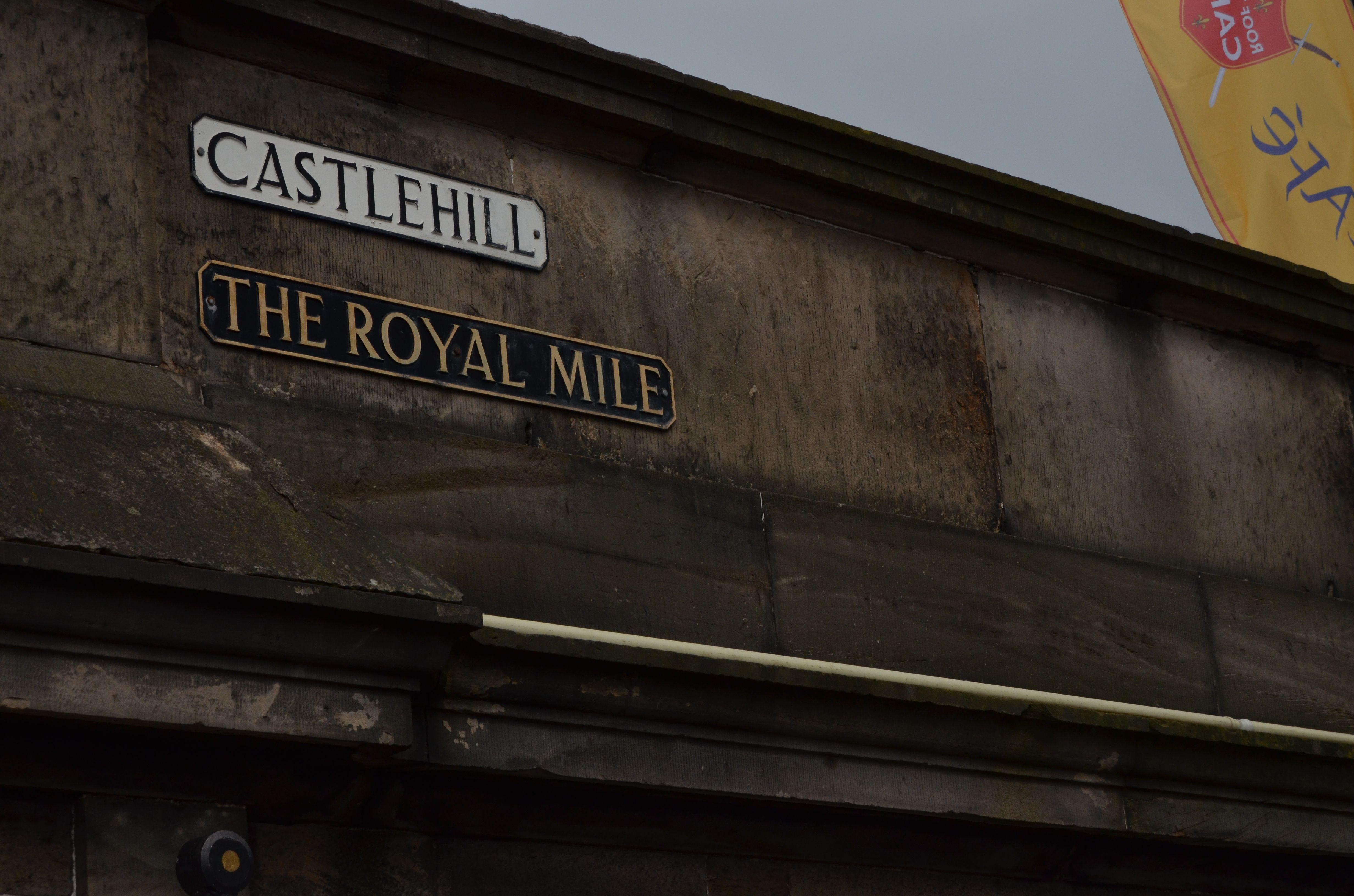 Royal Mille Edimburgo