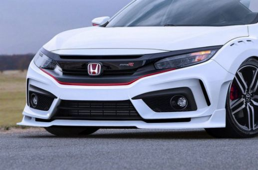 Honda Civic Type R Release Date Usa >> 2018 Honda Civic Type R Rendered Honda Civic Coupe Honda