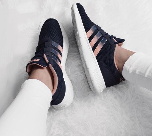 Adidas Neo Lite Racer With Images Adidas Shoes Women Adidas
