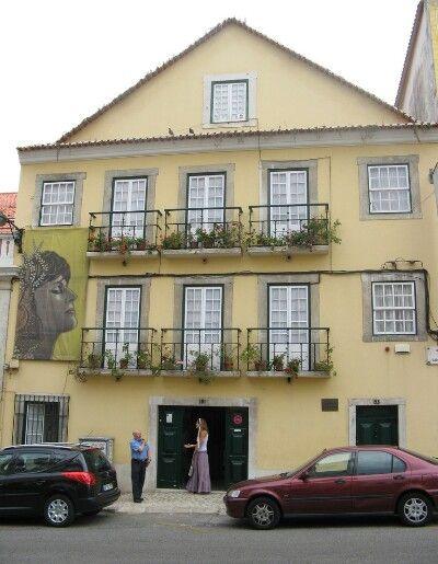 Casa de Amali Rodrigues