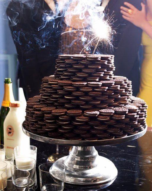 """Oreo """"cake"""" from Martha"""