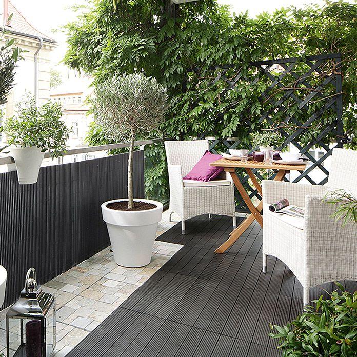 Gardol Comfort Sichtschutz Balkonverkleidung Wohnung Balkon Garten Balkon Sichtschutz