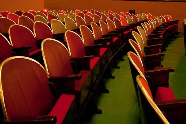 Pallas cinema   Athens, GR   Photo: Marili Zarkou