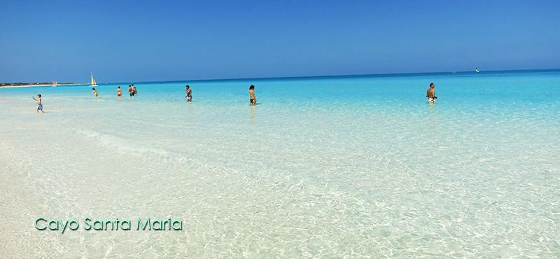 Cayo Santa Maria Cuba Beach Cayosantamariacub