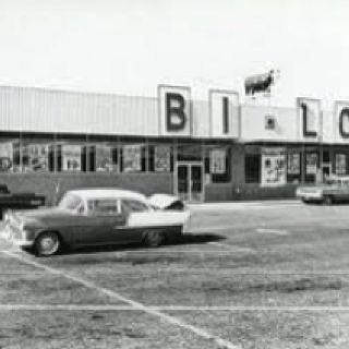 Bi Lo Stores >> Bi Lo Grocery Stores Had Huge Plastic Cows On Top Of Their