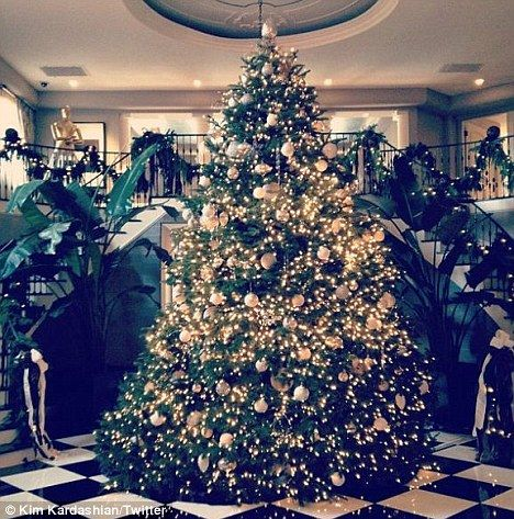 Christmas Is The Most Wonderful Time Of The Year Unique Christmas Trees Kardashian Christmas Christmas Tree Design