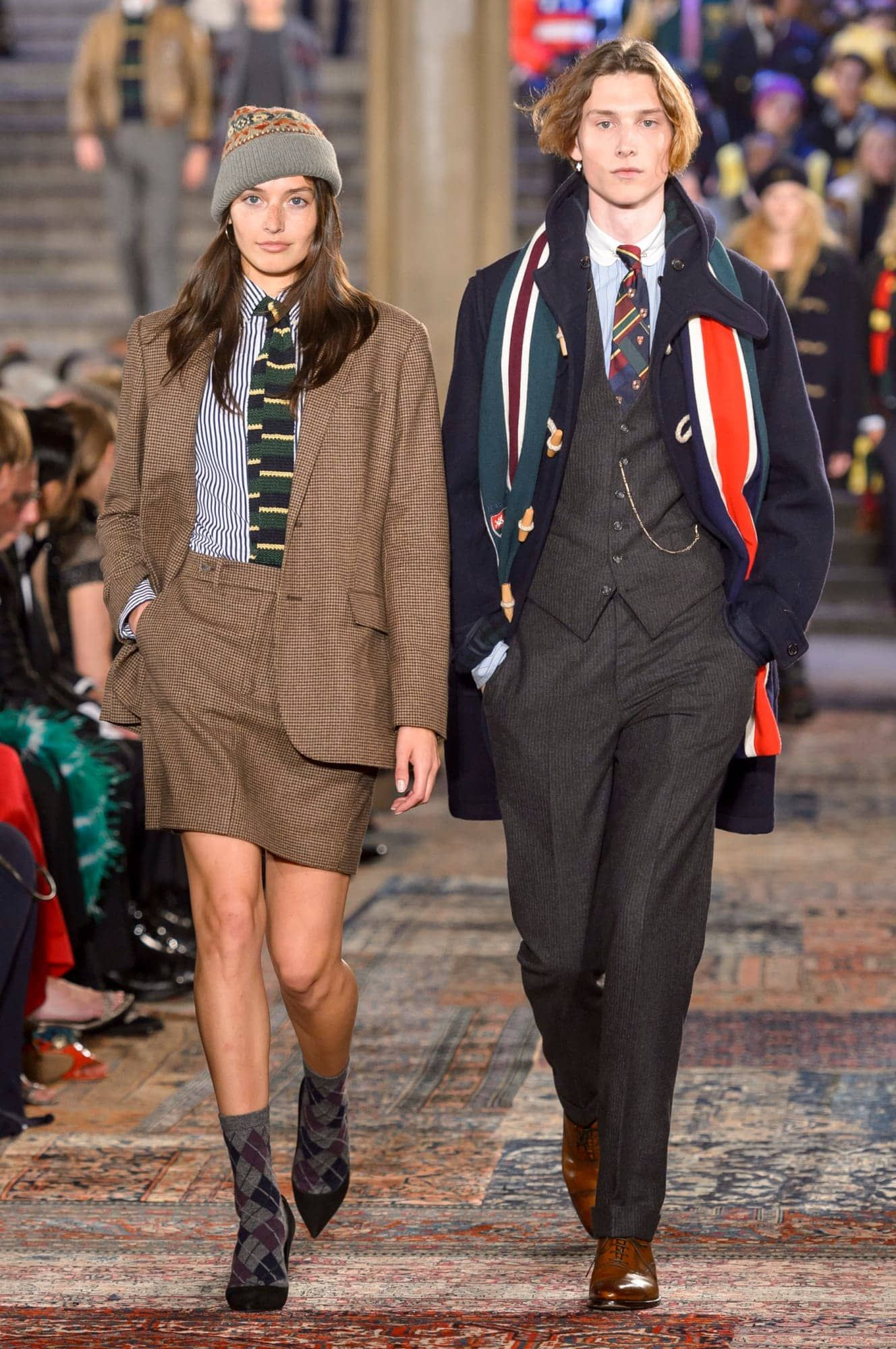 Designers Want You To Head Back Prep School For Spring Preppy Pinterest Trends And Street Styles