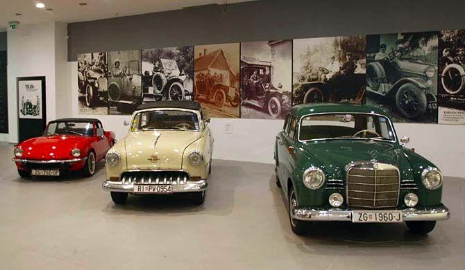 Museum Croatia Travelguide Traveltips Backpacker Ferdinand Budicki Automobile Museum Is An Automobile Museum In Zagr Car Museum City Of Zagreb Croatia