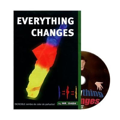 #Magic: everything #changes by mr. daba - #trick,  View more on the LINK: 	http://www.zeppy.io/product/gb/2/151841481580/