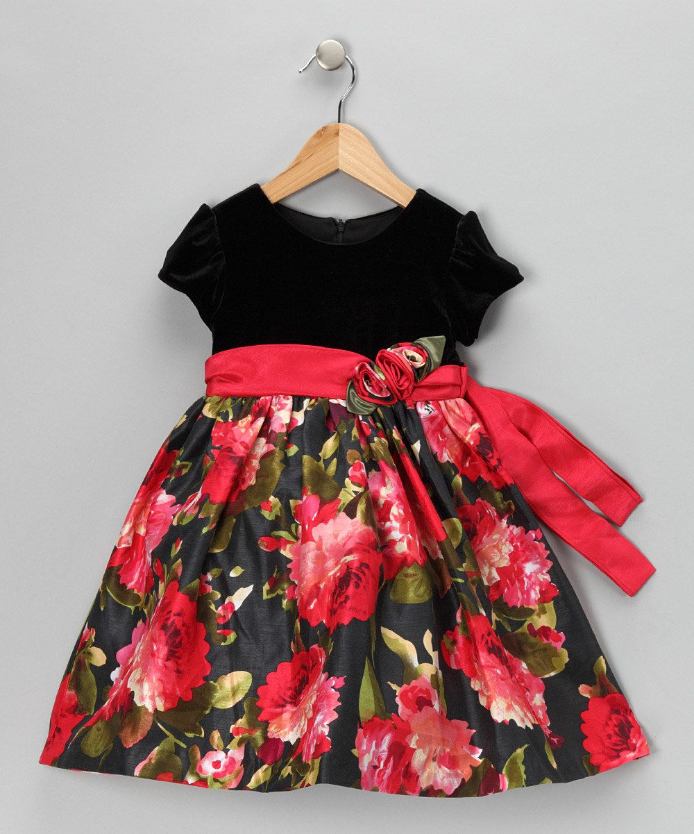 Beautiful Dress For Christmas And Or Family Photo See Red