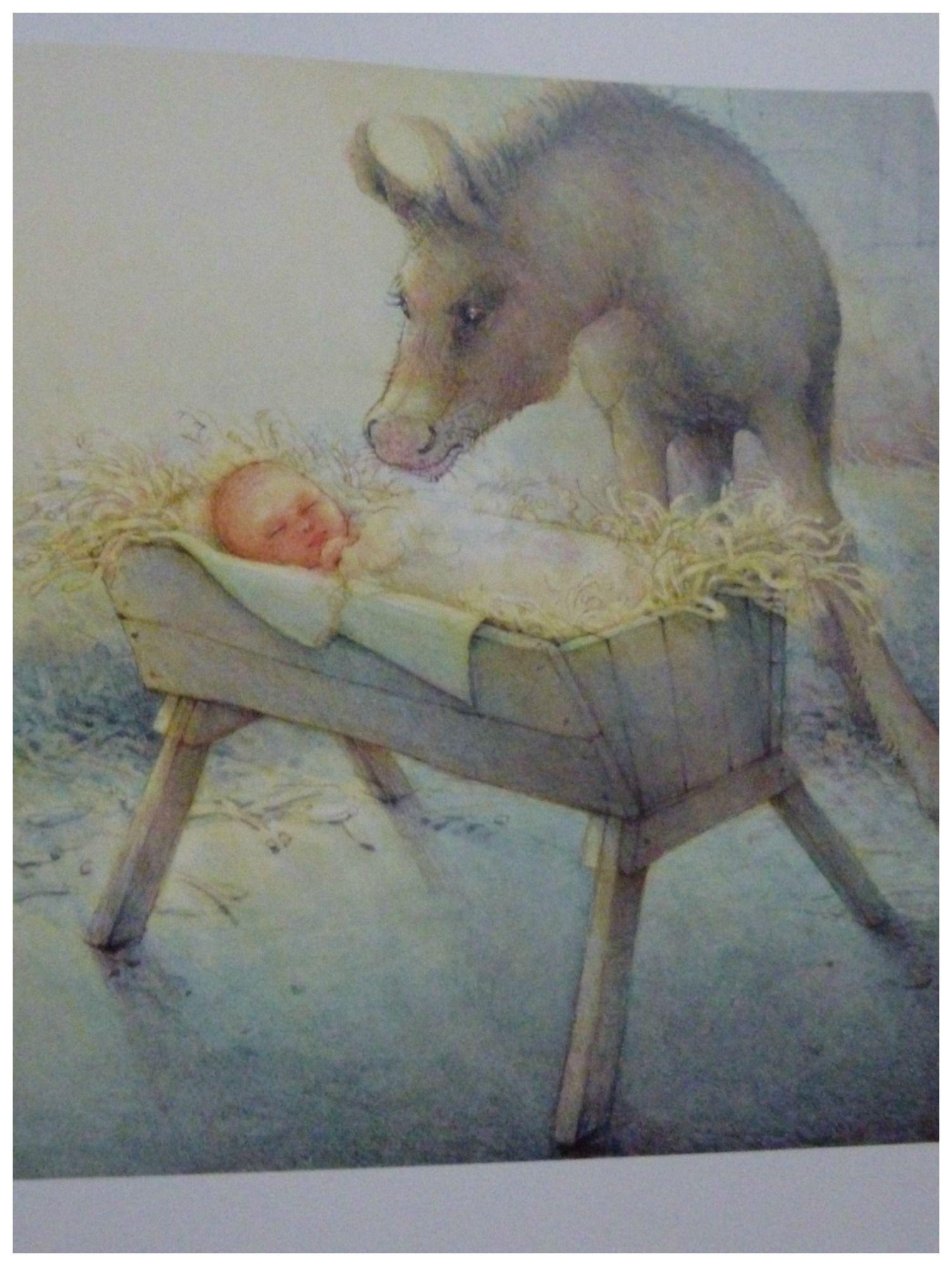 De ezel en de os Loek Koopmans Günter Spang De Vier Windstreken recensie review prentenboek Kerstmis Kerstverhaal geboorte Jezus