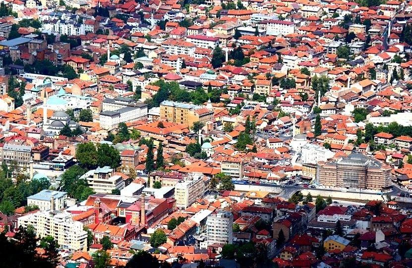 Sarajevo سراييفو مدينة سراييفو البوسنة والهرسك Sarajevo سراييفو City Sarajevo City Photo