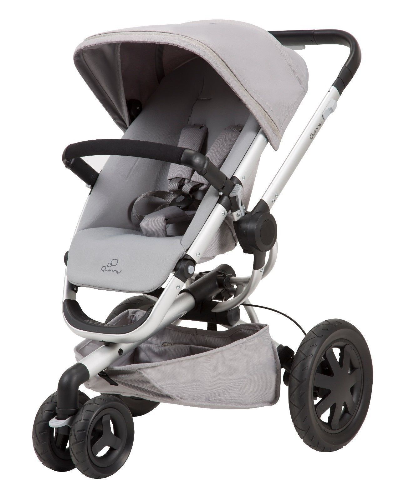 Quinny Buzz Xtra 2.0 Seat Baby Stroller Auto Unfold