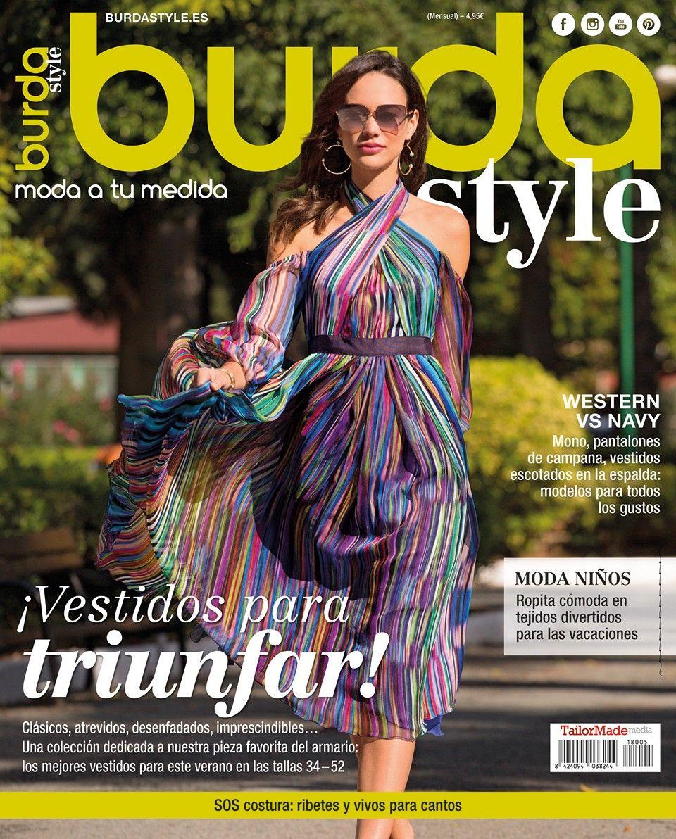 Burda Style 05 2018 Moda Para Ninas Blusas De Moda Blusas De Moda Patrones