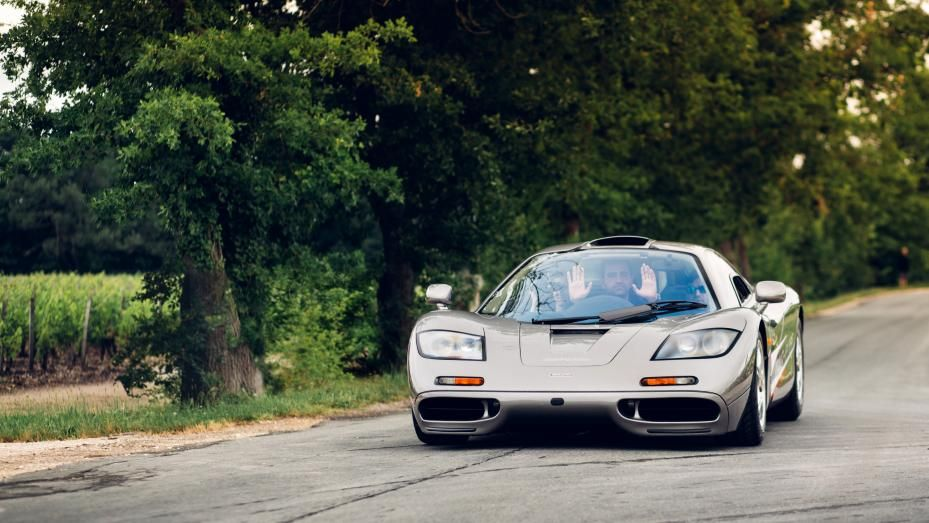 These super-rare McLarens have gone on a road trip | Top Gear ...