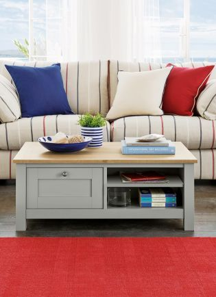 Buy Stanton Grey Coffee Table from the Next UK online shop simply