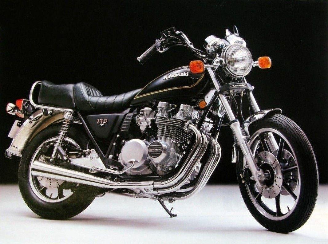 Kawasaki Z750LTD-H1 (1980)