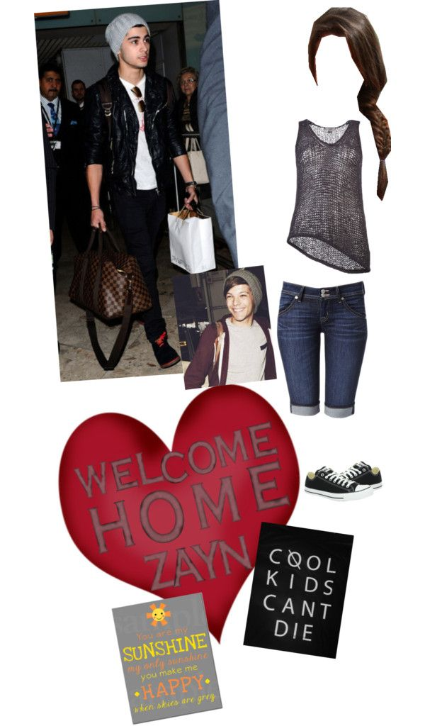 """Picking up Zayn- Imagine"" by mmmaddiex ❤ liked on Polyvore"